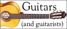 Guitars and Guitarists