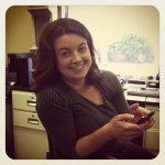 Kristin_at_Work-Campus_2011