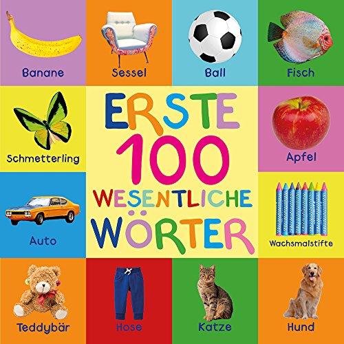 Erste Bilder erste Wörter at Kinderbücher von Usborne