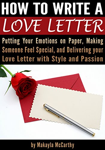how to write a love letter